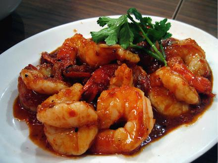 Fried Shrimp Sauce